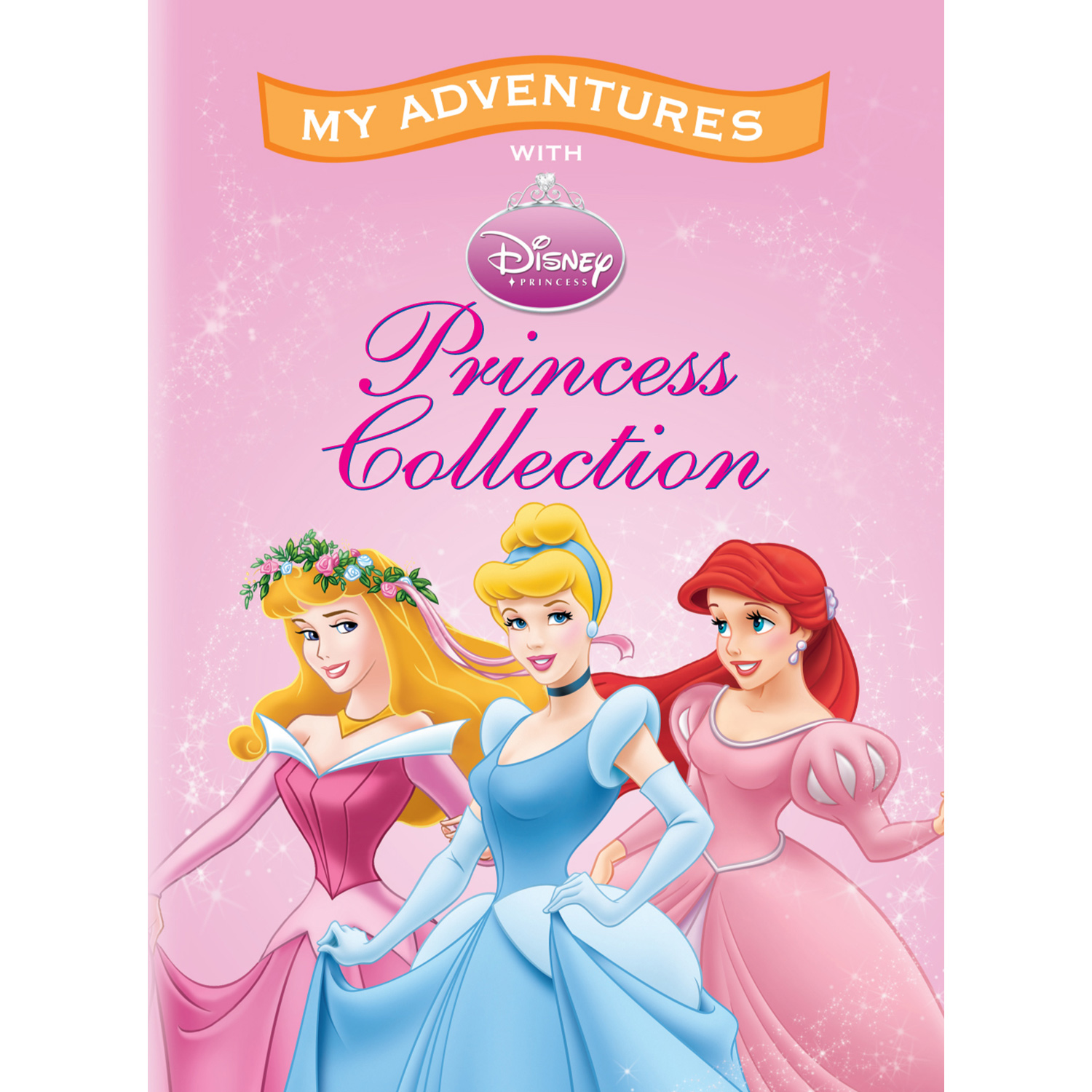 My Adventures with Disney Princess - 8x11 Soft Cover Book
