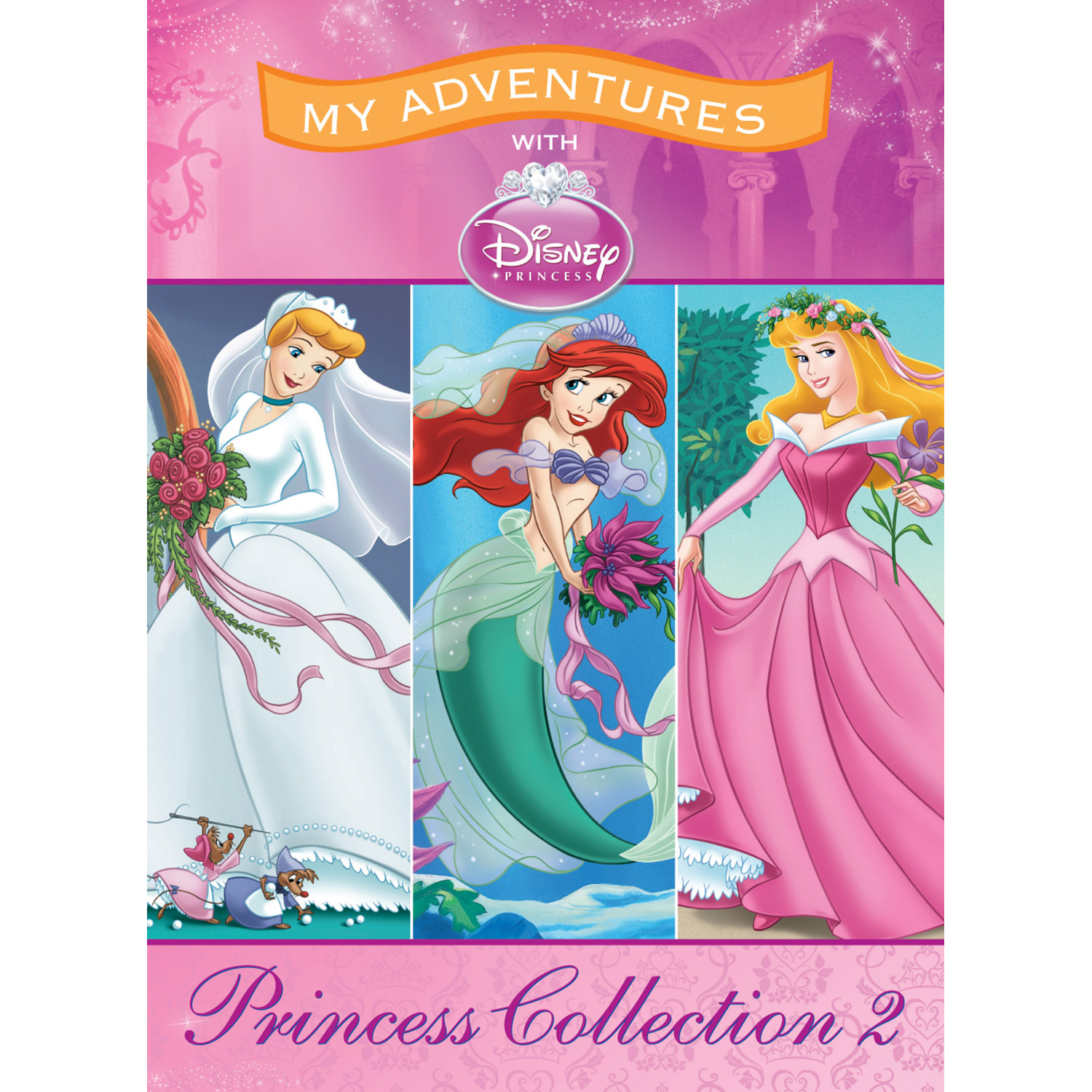 My Adventures with Disney Princess 2 - 8x11 Soft Cover Book